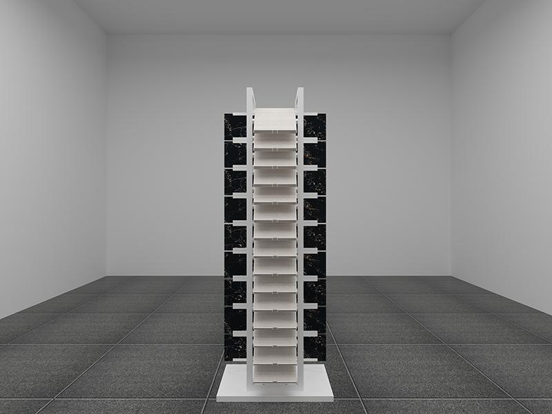 Quartz Flooring Tile Sample Display Stand Marble Display Frame St 44