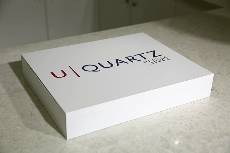 Quartz Granite Ceramic Tile Sample Display Box Marble Tray ST-17-1