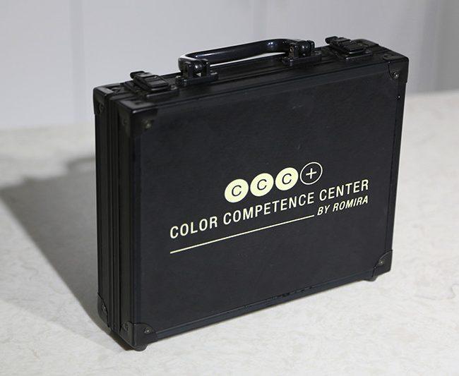 Quartz Sample Diplay Suitcase Marble Sample Box ST-7-1