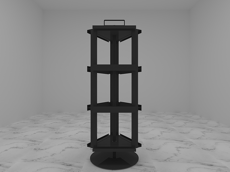 Carousel-Stone-Quartz-Sample-Display-Stand-Rotate-Display-ST-53-5