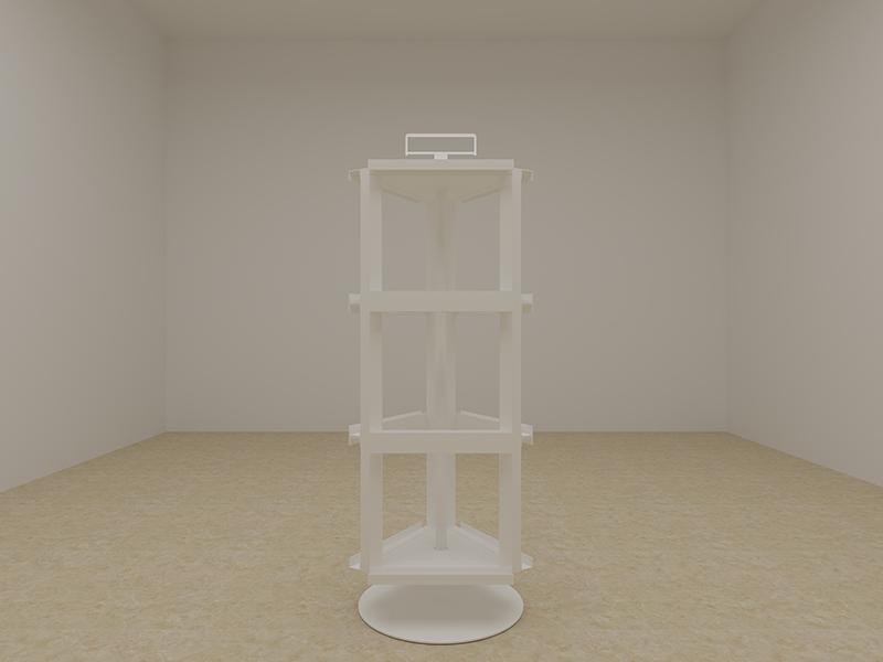 Carousel-Stone-Quartz-Sample-Display-Stand-Rotate-Display-ST-53-6