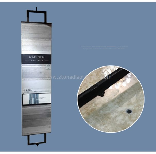 Rotate Display Stand For Ceramic Tile Showroom ST-70-1