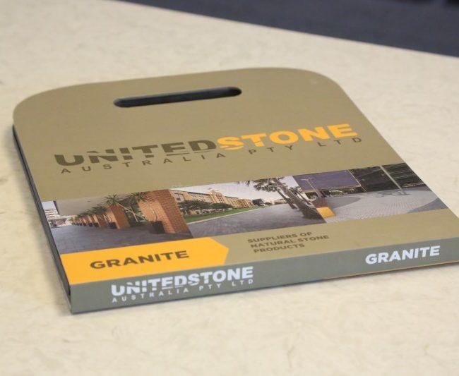Marble Quartz Stone Display Binder For Various Tiles-1