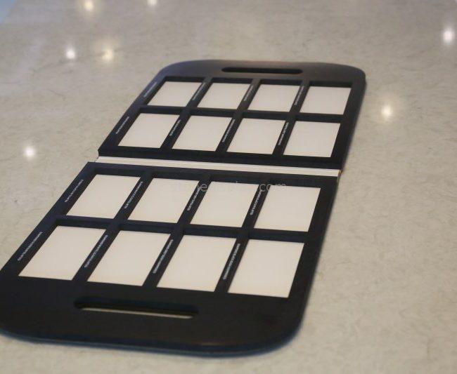 Marble Quartz Stone Display Binder For Various Tiles-4