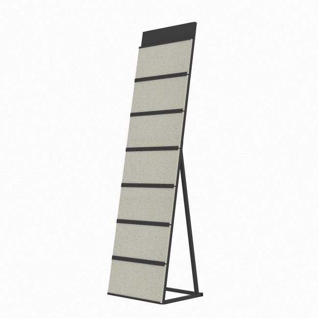 waterfall tile display stand ST-14-1