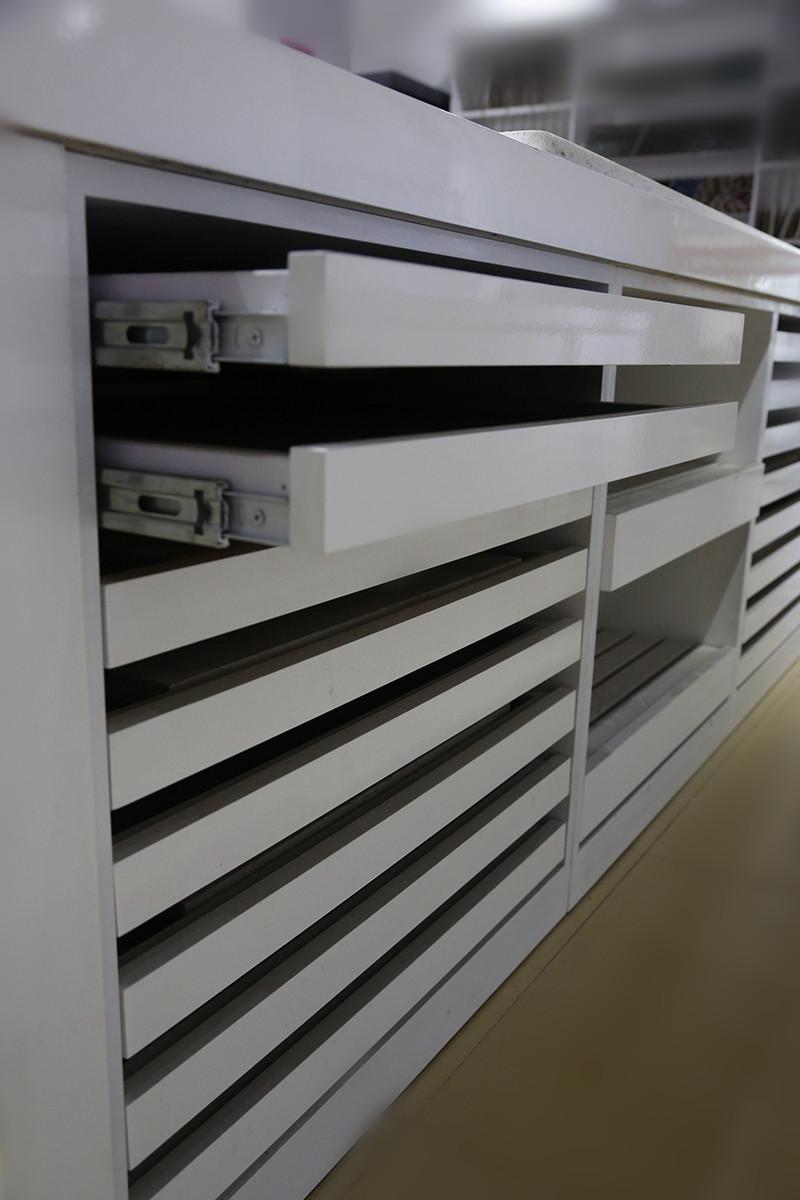 Hardwood-Flooring-Sample-Display-Rack-Marble-Drawer-Stand-ST-84-5