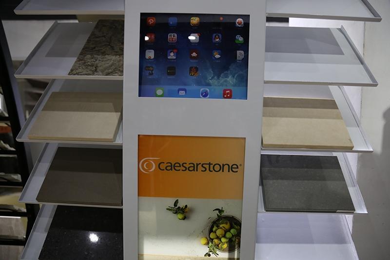 Marble-Stone-Sample-Display-Rack-Quartz-Display-Stand-With-Ipad-ST-91-5