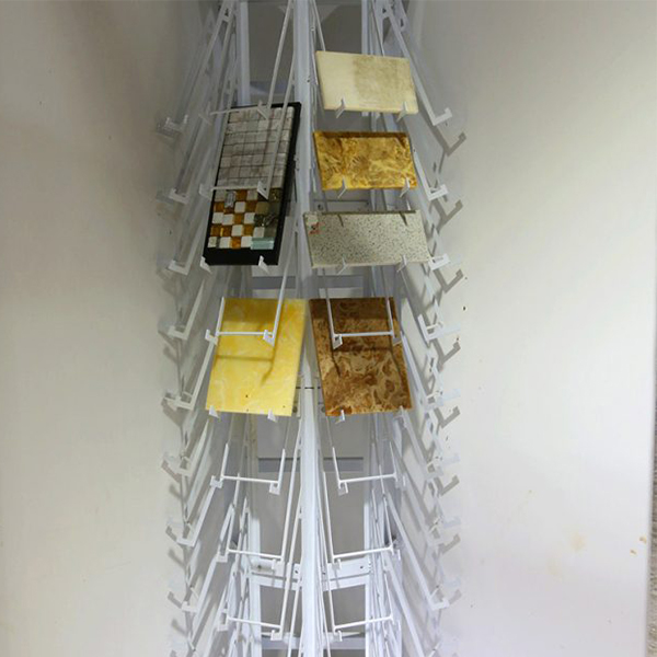 Polydirectional-Quartz-Display-Rack-Marble-Stand-Marble-Display-Rack-ST-24-1