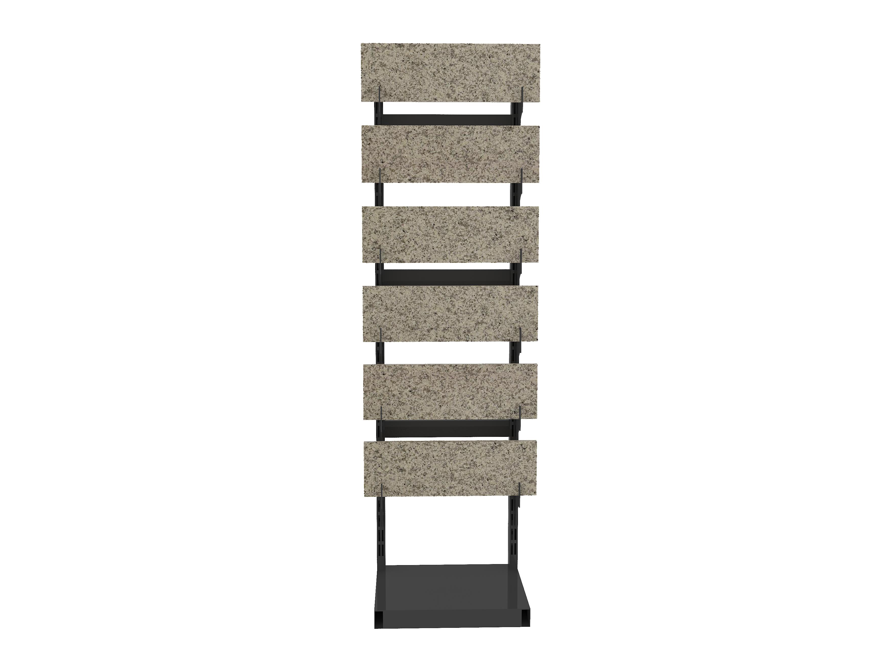 Marble stone sample display standceramic tile display rack dealers ceramic tile samples for floors step display shelf st 26 dailygadgetfo Images