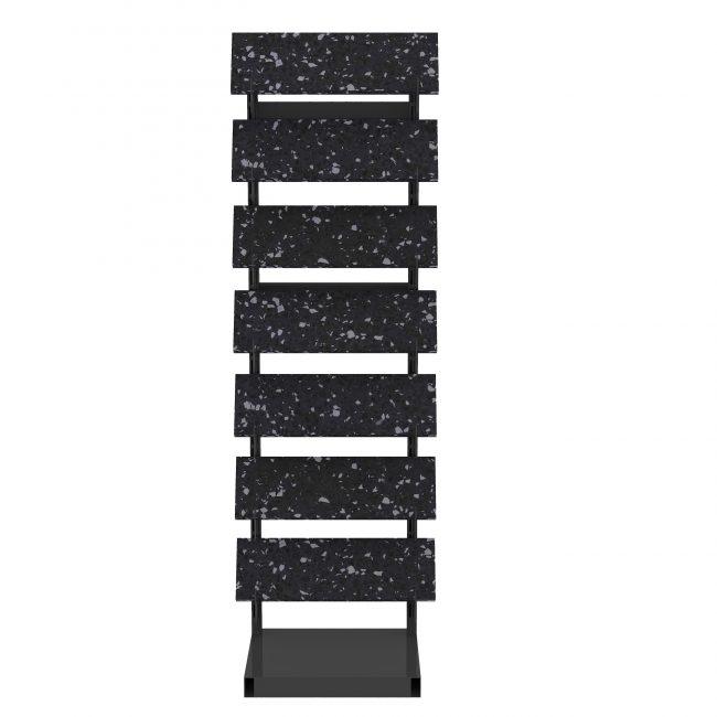 marble flooring samples display rack stand ST-28-1