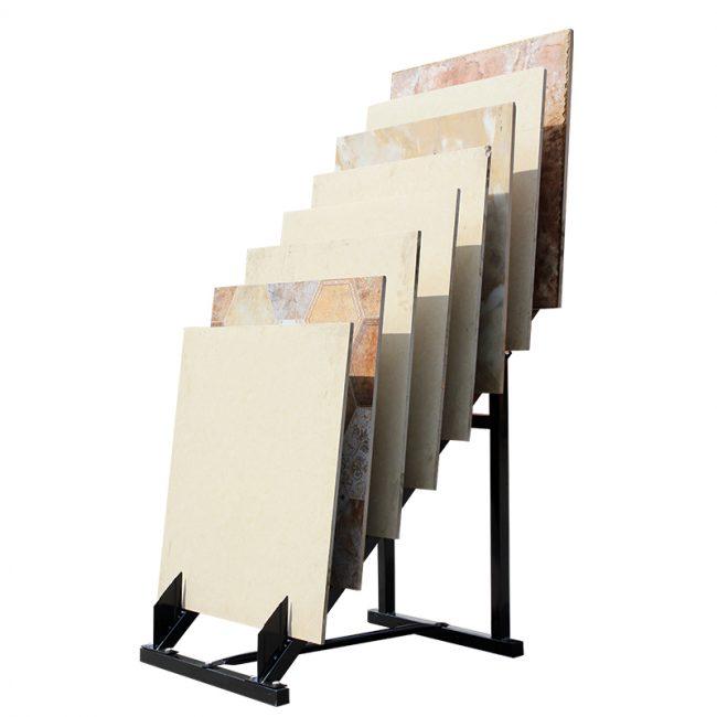 new-ceramic-tile-600-800-line-sample-display-rack-stone-wood-display-floor-display-rack-promotion-ST-89-2