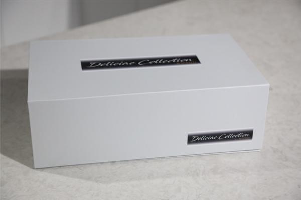 Stone Display Sample Case Quartz Tile Box ST-125-1