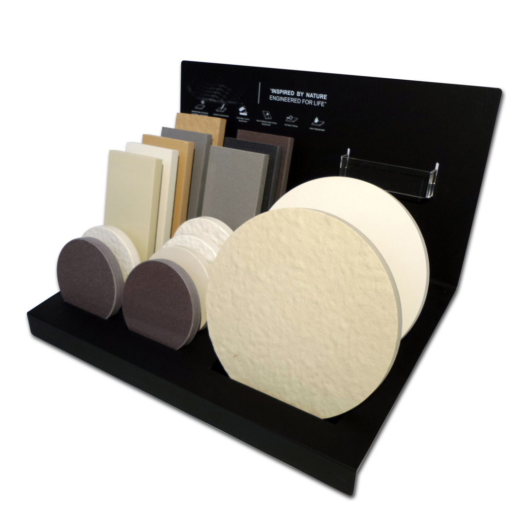 Tabletop Display Stand