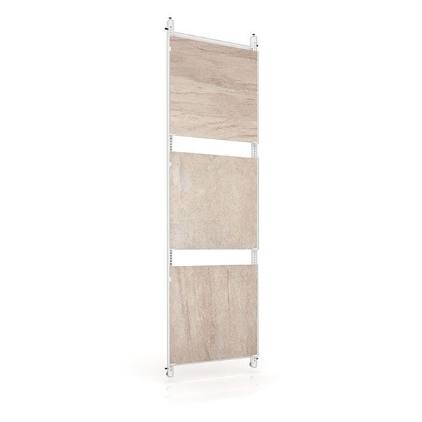Marble Ceramic Flooring Tiles Wall Display Rack ST-140
