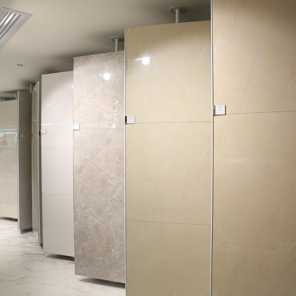 Eye-Catching Tile Display Racks With Steel For Showroom ST-169 3