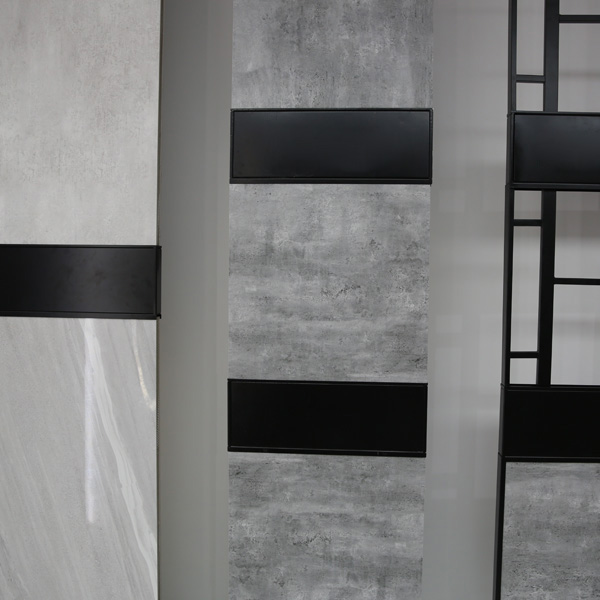 Fashion Tile Diplay Stands With Steel For Shop ST-175 3