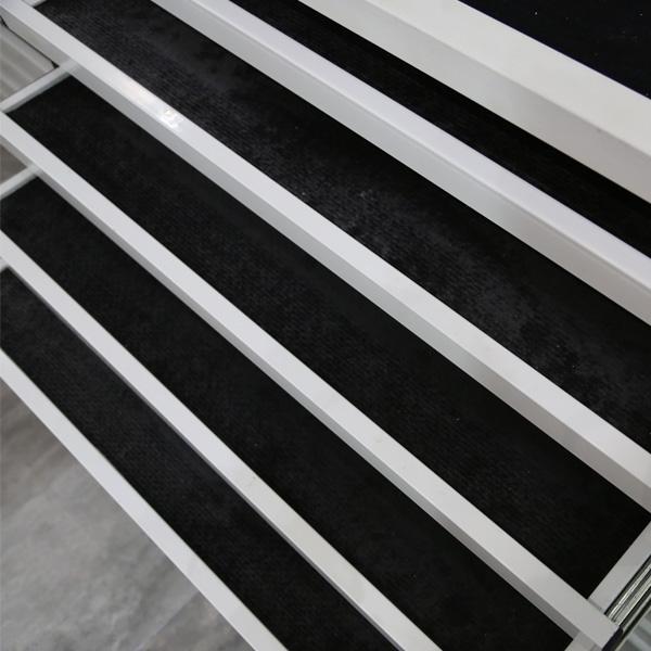 Top Quality Ceramic Tile Display Racks With Metal For Showroom ST-199 3