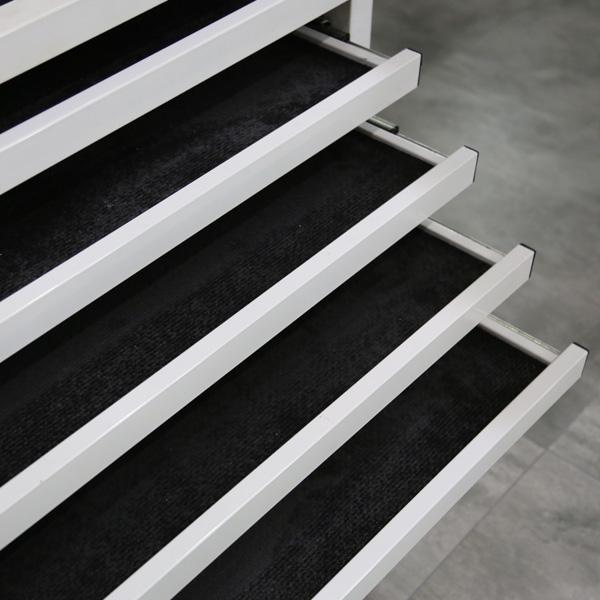 Top Quality Ceramic Tile Display Racks With Metal For Showroom ST-199 5
